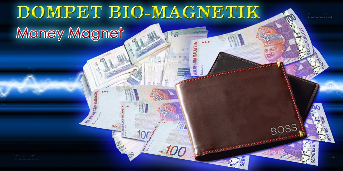 wallet money magnet