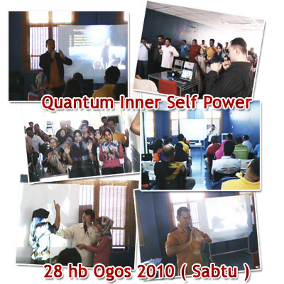 QUANTUM INNER SELF POWER TRAINING SEMINAR