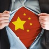 Business-man-showing-China-flag-shirt